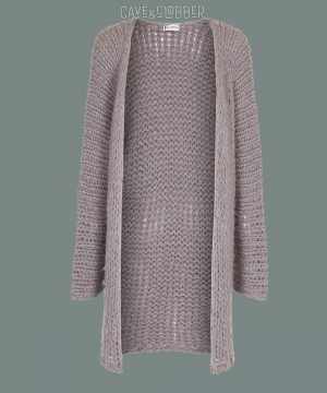 Tif Tiffy Carin cardigan dove